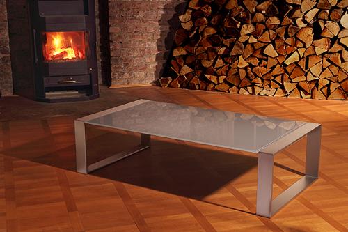 Cooler wohnen for Design tisch stahl